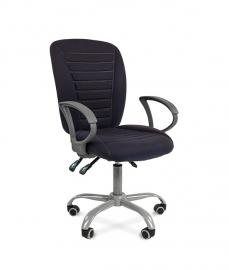 Кресло оператора CHAIRMAN 9801 ERGO ткань синяя