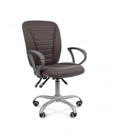 Кресло оператора CHAIRMAN 9801 ERGO ткань серая