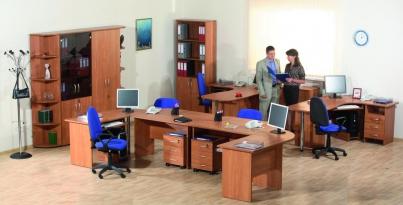 Набор мебели для офиса Альфа_61 1