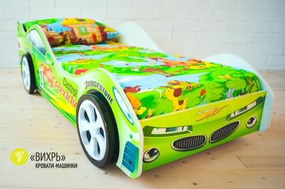 Кровать детская Вихрь
