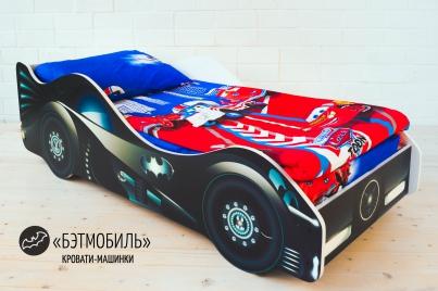 Кровать детская Бэтмобиль