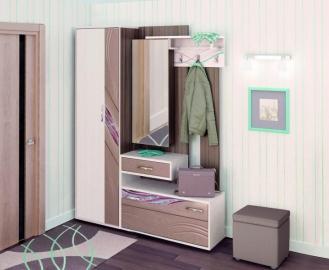 Набор мебели для прихожей Лаура 3