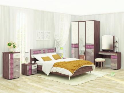 Спальный гарнитур Розали 1