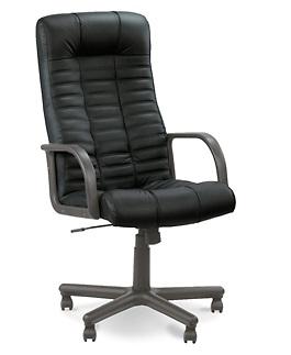 Компьютерный стул Атлант Ультра чёрный
