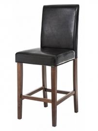 Полубарный стул VERDEN Esperesso&Black