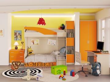 Детская Бэмби-4 Ваниль/Манго