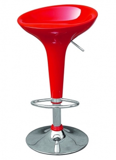 Барный стул BN-3001 Красный