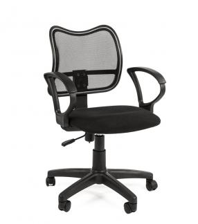 Кресло оператора CHAIRMAN 450 LT чёрное