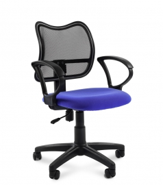 Кресло оператора CHAIRMAN 450 LT синее