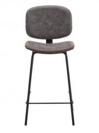 Полубарный стул ESF CQ-5397 Grey
