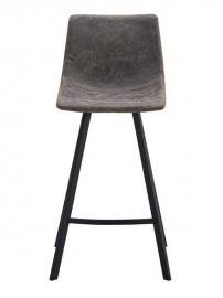 Полубарный стул ESF CQ-8307A-6 Grey