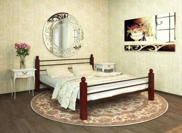 Кровать Милсон Милана lux plus 1200*1900