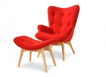 Кресло DC 917 Red