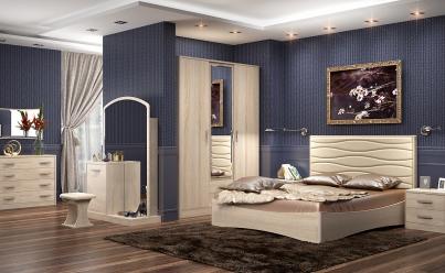 Спальня «Джустин»