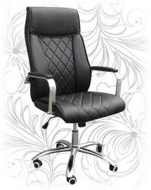 Кресло для персонала LMR110B черное