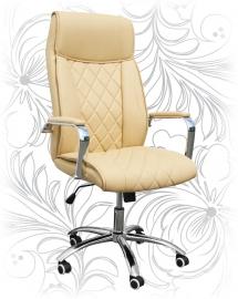 Кресло для персонала LMR110B кремовое