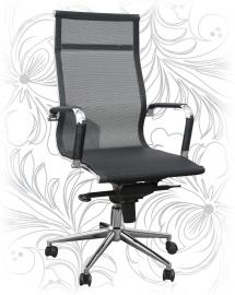 Кресло для персонала LMR111F черное