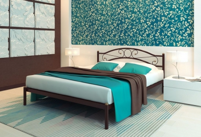 Кровать Милсон Надежда 1200*1900