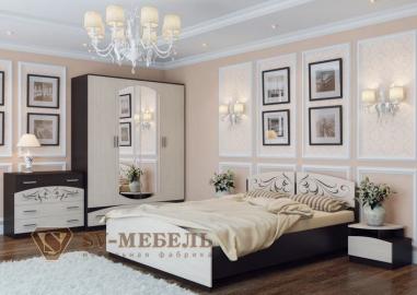 Спальный гарнитур Эдем 4