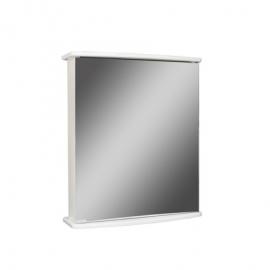 Шкаф навесной с зеркалом Айсберг Милана 50 LR  левыйправый