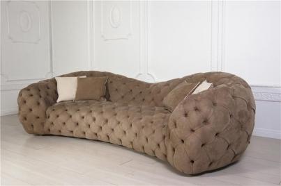 Диван Divano GM 01 с подушками 3-х местный