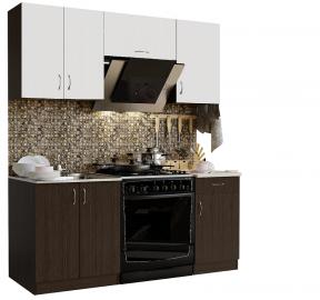"Кухонный гарнитур San ГК1600 3.5.3.1 ""Венге/Белый"""