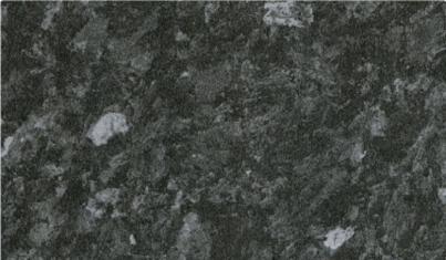 Столешница 38 мм 713 Гранит Черный Глянец
