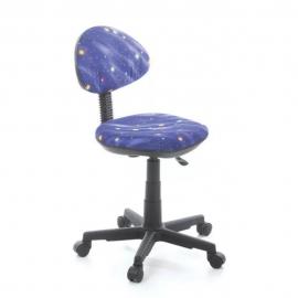 Компьютерный стул Логика Звездное небо