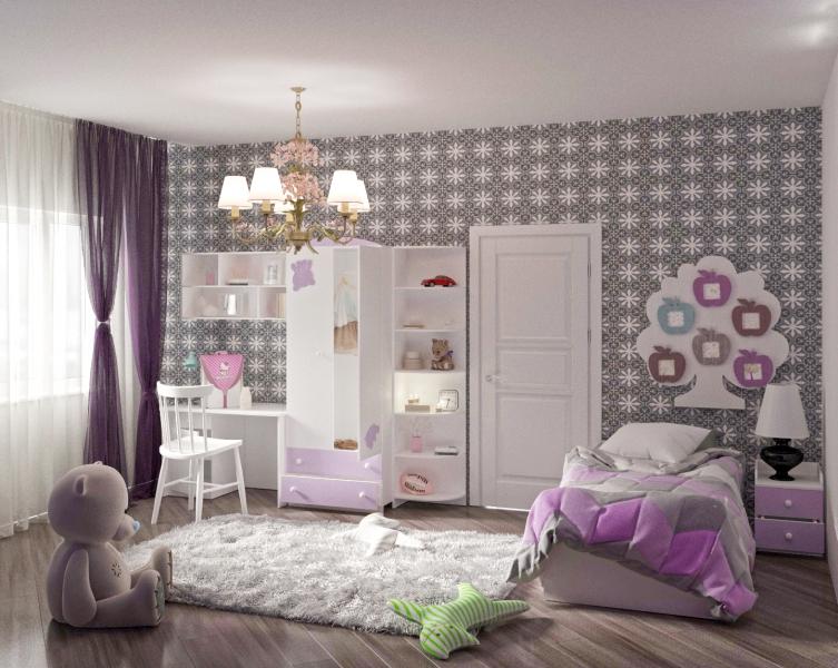 """Детская комната """"Фантазия"""""""