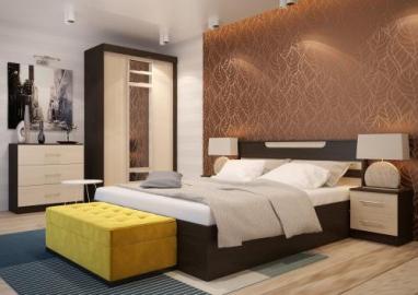 Спальня Юнона комплектация 2