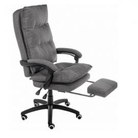 Кресло компьютерное Rapid Gray