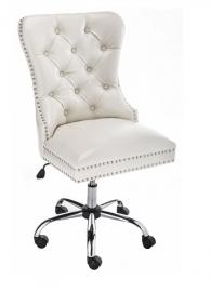 Кресло компьютерное  Vento White