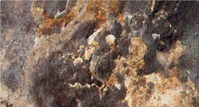 Кухонный фартук 4 мм 706 Королевский Опал темный Глянец
