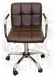 Офисное кресло 9400 коричневое