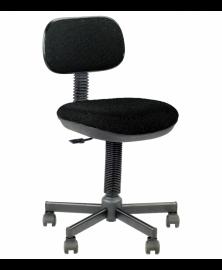 Компьютерный стул Логика Черный