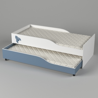 """Кровать детская """"Звездные войны"""""""
