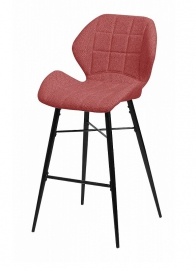 Барный стул MARSEL красный