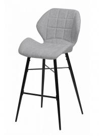 Барный стул MARSEL теплый серый
