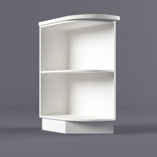 Шкаф напольный 300 х 850 х 600 радиус левый
