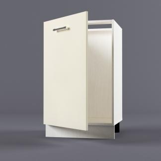 Шкаф напольный 500 х 850 х 450 под накладную мойку