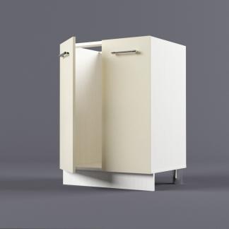 Шкаф напольный 600 х 850 х 450 под накладную мойку