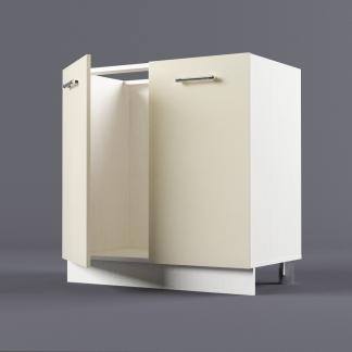 Шкаф напольный 800 х 850 х 450 под накладную мойку