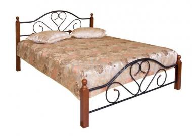Кровать металлическая MK-1910-RO