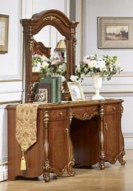 Столик туалетный с банкеткой Юлиана MK-3012-BR