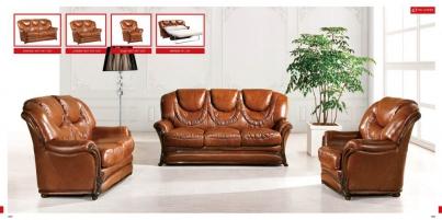 Кресло А-67 коричневое