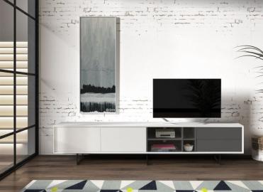 ТВ тумба WHITE