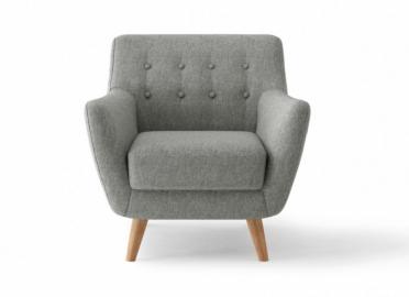 Кресло PICASSO серый