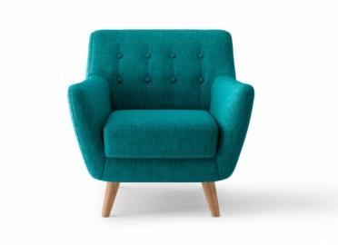 Кресло PICASSO синий