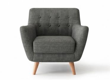 Кресло PICASSO темно-серый