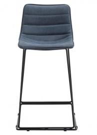 Полубарный стул CQ-8280E-1 Blue